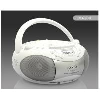 China Portable CD Players CD-208 CD BOOMBOX .. on sale