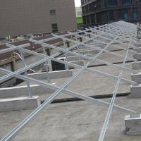 Quality High Strength Hot Dip Galvanized Solar Panel Roof Support wholesale