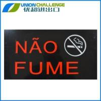Quality New style high quality and bright led OEM resin neon sign for advertisement and decoration wholesale