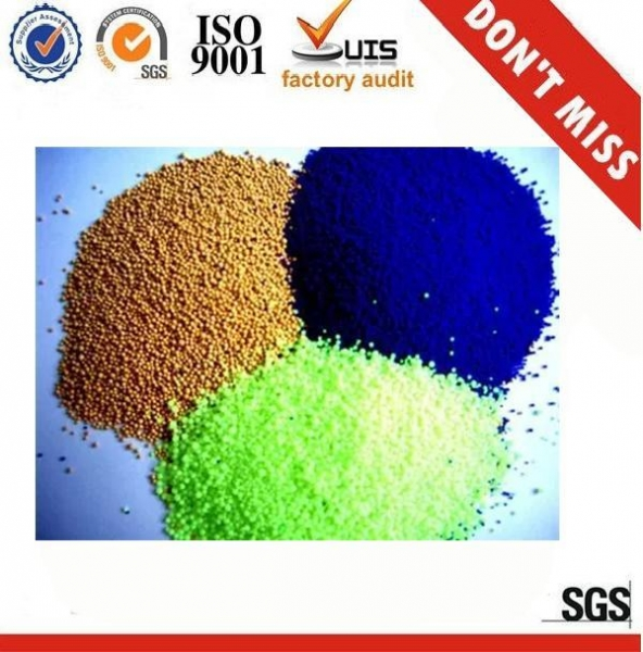 Cheap Washing powder materials Colored Materials for sale