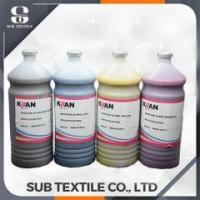 Quality K-ONE Italy TOP Quality Kiian Dye Sublimation Ink For Epson/ Mimaki/ Mutoh/ Ro land wholesale