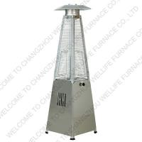China Patio heater table top pyramid heater on sale