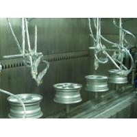Automobile accessories painting line