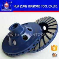 Quality 4.5 Inch Diamond Grinding Disk Stone Side Grinding Wheel Manufacturers wholesale