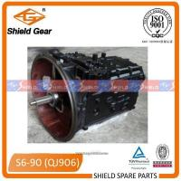 China Gear & Shaft ZF synchromesh gear box S6-90 bus manual gearbox G85-6 on sale