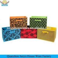 China Hot sales foldable a4 paper storage box on sale