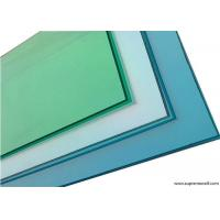 China Clear Roofing Panels Solid Polycarbonate Sheet on sale