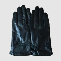 China Gloves & Mittens GL-0011 Ladies Silk Lined Leather Gloves on sale
