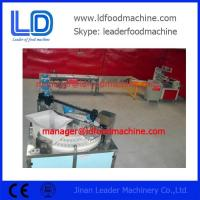 China Cream filled Snacks Processing Machinery of Nutrition Bar Processing Line on sale