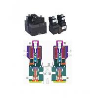 Quality 5 PORT 3 POSITION INTERNAL PILOT OPERATED CENTER OFF POPPET SOLENOID VALVE wholesale