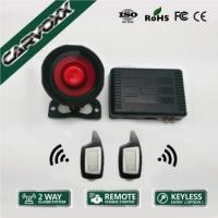 China Two-Way Alarm with Remote Engine Starter and Keyless Entry X6-C on sale
