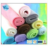 China 100% Polyester Warp Bubble Mink Micro Velboa Fabric for Blanket,Toy,Garment,etc. on sale
