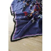 Buy cheap wool scarf for women Wool Square Scarf 110*110cm from wholesalers