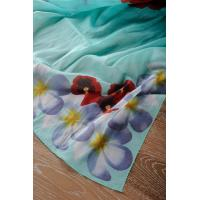 Buy cheap Digital Printing 100% Cotton Scarf from wholesalers