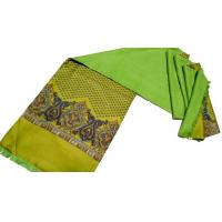 Quality Double-Layer Screen Print Long Silk Scarf Wholesale China wholesale