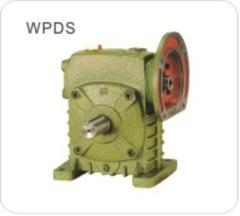Cheap Smooth Transmission Gear Box WP Worm Gear Reducer for sale