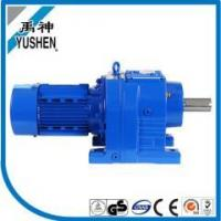 Quality 0.25kW R17/R27/R37 Ratio 24.07/36.79/61.18 B14 Flange R series of Helical Gear Motor wholesale
