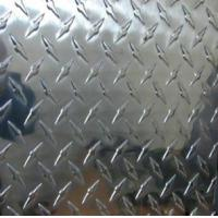 China 1100 3003 5754 6063 Aluminum Checkered Plate Sheet on sale