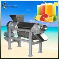 China Alibaba supply low consumption lemon extractor/industrial juicer extractor machine/juicer extractor on sale