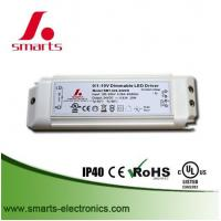 China 24v dimmable led driver 20w on sale