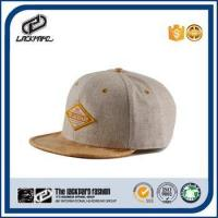 Quality WRAP audit short and round brim hat shoyoroll caps with wool fabric wholesale