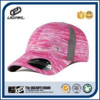 Quality 2016 Men and women fashion branded hats with dyed comfort cool mesh wholesale