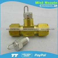 Quality FJ SS Ruby Fog Nozzle wholesale