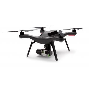 Cheap 3DR Solo drone with computer-assisted flight, GPS and GoPro mount for sale
