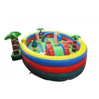 Quality Bounce House With Slide wholesale