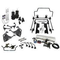 Buy cheap Polished Hot Rod Shocks 1988-98 Chevy C1500 - Level 3 from wholesalers
