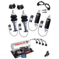 Buy cheap Polished Hot Rod Shocks 1993-2002 Chevy Camaro, Firebird - Air - Level 3 from wholesalers