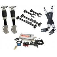 Buy cheap Polished Hot Rod Shocks 1994-2004 Ford Mustang - Level 2 from wholesalers