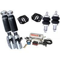 Quality Polished Hot Rod Shocks 2010-Up Chevy Camaro - Air - Level 2 wholesale