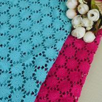 Quality Cotton Embroidery Collar Lace wholesale