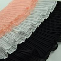Buy cheap High quality fine glorious chemical lace fabric from wholesalers