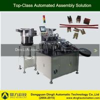Automated Arc-Extinguish Chamber Assembly Machine