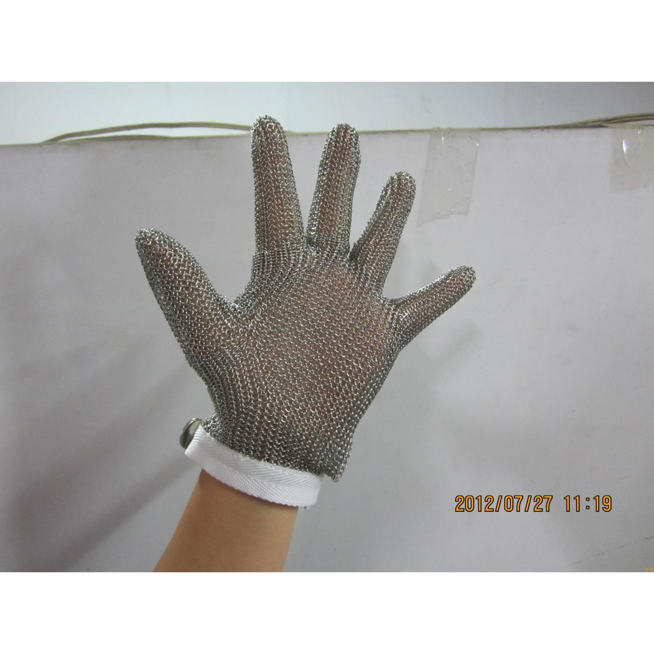 Quality chain mail protective gloves wholesale