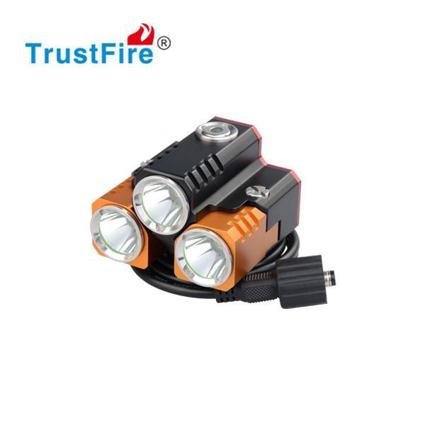China Xml-2 Superbright Rechargeable Zoom Front Ride Bike Bicycle Light