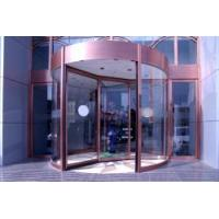 Quality Automatic Revolving Door Automatic Revolving Door( with showcase) wholesale