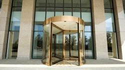 Cheap Automatic Revolving Door Automatic three wings rotating door for sale