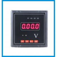 Buy cheap single-phase voltmeter from wholesalers