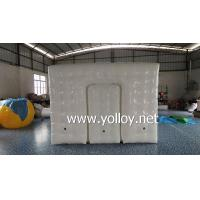 IT-073 Outdoor Sealed Inflatable Cube Tent for Sale