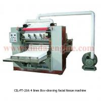 China CIL-FT-20A 4 lines Box-drawing facial tissue machine on sale