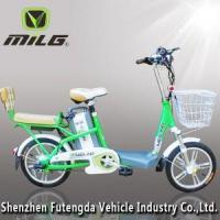 Quality 500W-800W Electric Bike used electric motorcycle for sale ML-DGZ-1 wholesale