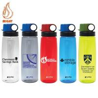 China Mugs And Bottles Advertising Safe Plastic PP Sports Bottle With Printing Logo on sale