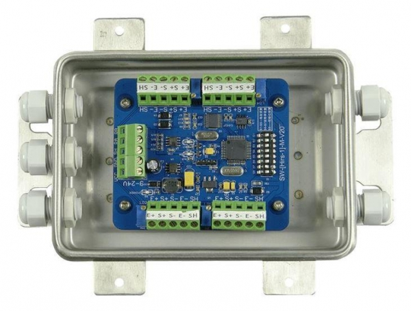 Cheap Multichannel Digital Weighing Transmitter for sale