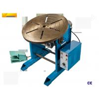 Quality BY-300 welding positioner pipe tube tank welding turn table wholesale