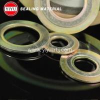 China SS316 graphite Spiral Wound Gasket with IR and OR on sale