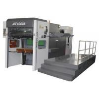 Buy cheap UPMY1050A Automatic Die cutting and Creasing Machine from wholesalers