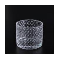 Buy cheap clear glass candle container from wholesalers